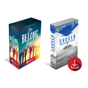 BTCS You Belong Here & Chosen Combo Campaign Kits