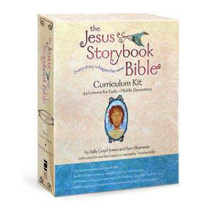 Jesus Storybook Bible Campaign Kits