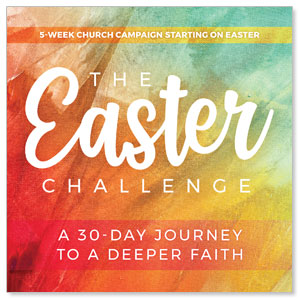 The Easter Challenge Campaign Kits