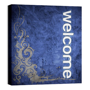 Adornment Welcome Wall Art