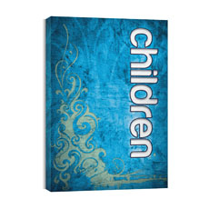 Adornment Children Wall Art