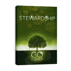 Deeper Roots Stewardship Wall Art