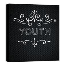 Chalk Youth Wall Art