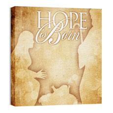 Hope is Born Wall Art