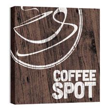 Coffee Spot Wall Art