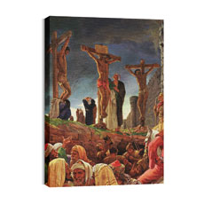 BP Crucifixion Canvas Print