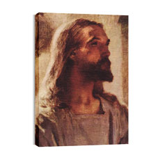 BP Jesus Canvas Print
