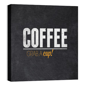 Slate Coffee Wall Art