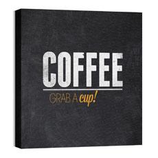 Slate Coffee Wall Art