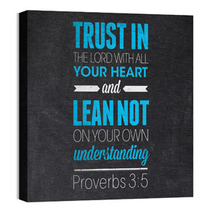 Slate Prov 3:5 Wall Art