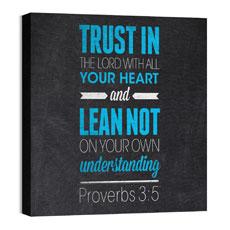 Slate Prov 3:5 Wall Art