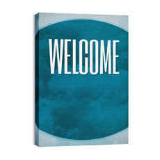 Celestial Welcome Canvas Print