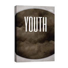 Celestial Youth Canvas Print
