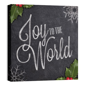 Chalk Joy 24 x 24 Canvas Prints