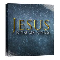 Jesus King Wall Art