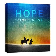 Hope Comes Alive Wall Art