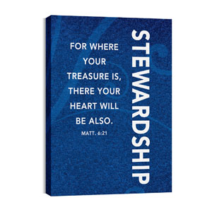 Flourish Stewardship Wall Art