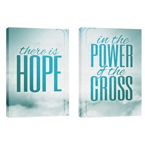 Power Of The Cross Wall Art