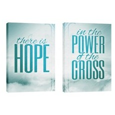 Power Of The Cross Wall Art