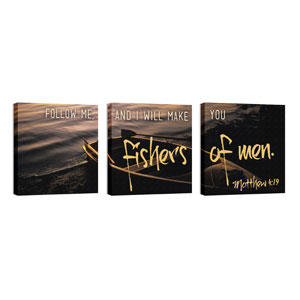 Fishers of Men 24 x 24 Canvas Prints