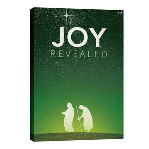 Joy Revealed 24in x 36in Canvas Prints