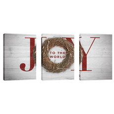 Joy Twig Wreath