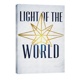 Light of the World Star M Wall Art