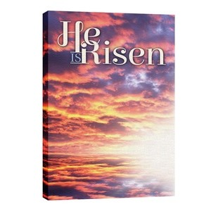 Risen Indeed L Wall Art