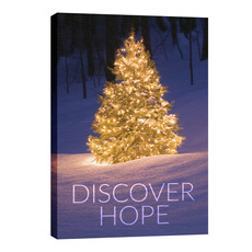 Discover Hope Bright Tree Wall Art