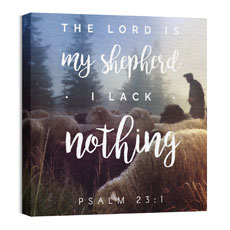 Photo Scriptures Psalm 23:1