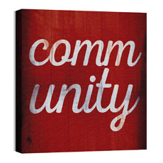 Mod Community 1 Wall Art