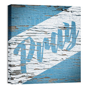 Mod Pray 1 24 x 24 Canvas Prints