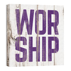Mod Worship 1 Wall Art