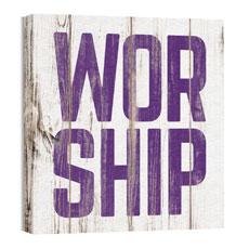 Mod Worship 1 Wall Art