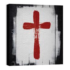 Mod Cross 1 Wall Art