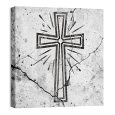 Mod Cross 3 Wall Art