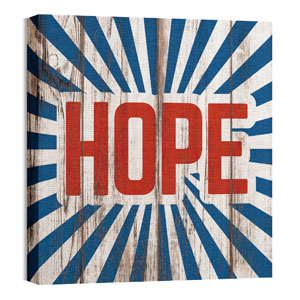 Mod Hope 1 24 x 24 Canvas Prints