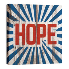 Mod Hope 1 Wall Art