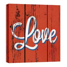 Mod Love 1 Wall Art