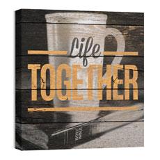 Mod Life Together Wall Art
