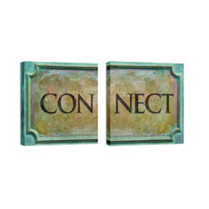 Mod Connect Pair 1 Wall Art