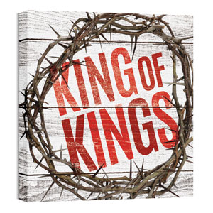 Mod King of Kings Wall Art