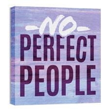 Mod No Perfect People Wall Art