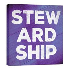 Mod Stewardship 1 Wall Art