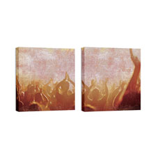 Mod Worship Group Pair Wall Art