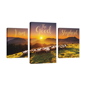 Good Shepherd 30in x 50in Canvas Prints