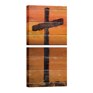 Mod Cross Pair 1 Wall Art