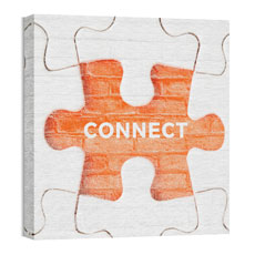 Mod Puzzle Connect Wall Art