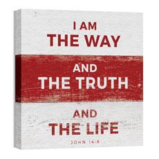 Mod Way Truth Life Wall Art