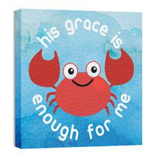 Ocean Buddies Crab Wall Art